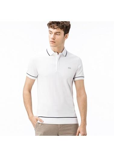 Lacoste Erkek Polo Tişört PH4275.522 Beyaz